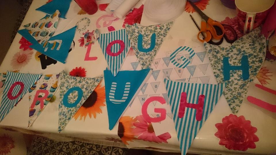 loughborough-ladies-circle-bunting